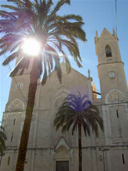 Cathedral Pure Mother Mary in Benissa