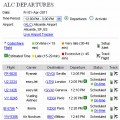 Alicante Airport Real Time Flight Departure Times