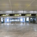 Alicante Airport Arrival Area