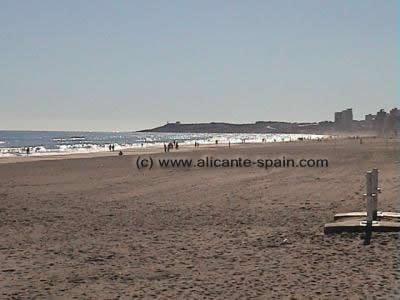 cabo de las huertas Alicante