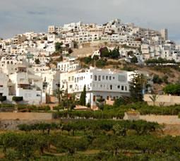 Mojacar near Almeria