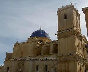 Basilica de Santa Maria in Elche