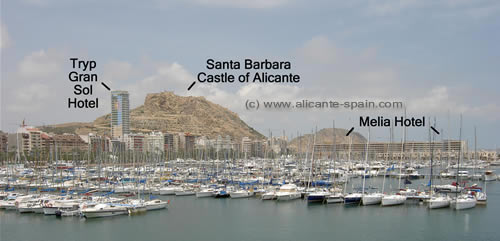 Hotels In Downtown Alicante Jpg