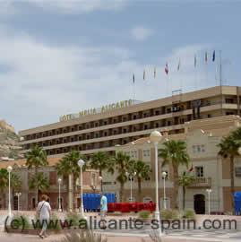 Melia Hotel Alicante Foto