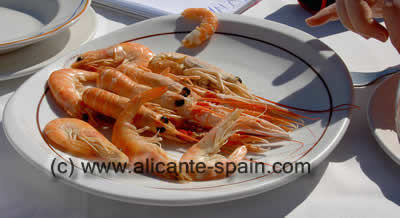 Places to visit in Spain Seafood
