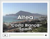 Altea - Click here to view the altea video
