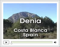 Denia - Click here to view the Video of Denia