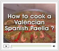Click here to view a video on how to cook a paella